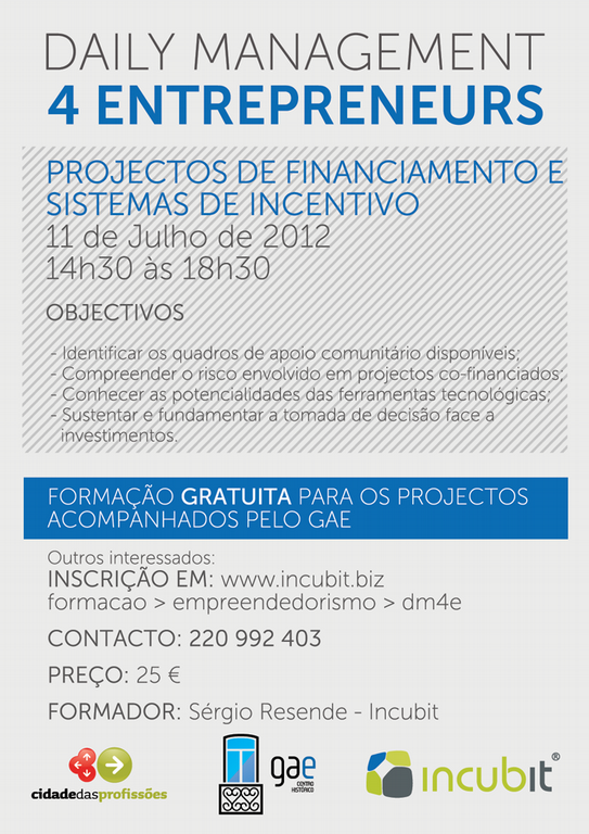 DM4E.P.Financiamento